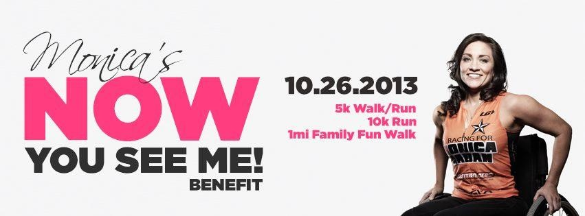 NOW You See Me benefit run